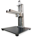 Z-Axis – Motorized or Manual